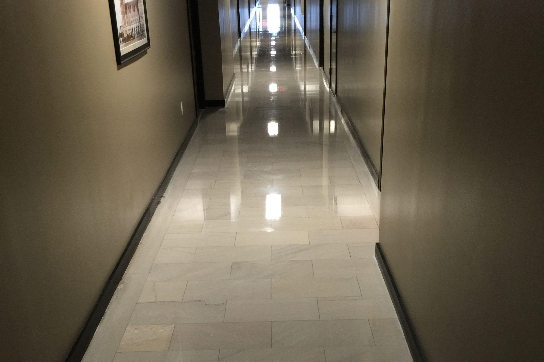 Commercial Marble Floor Polishing Dallas, TX
