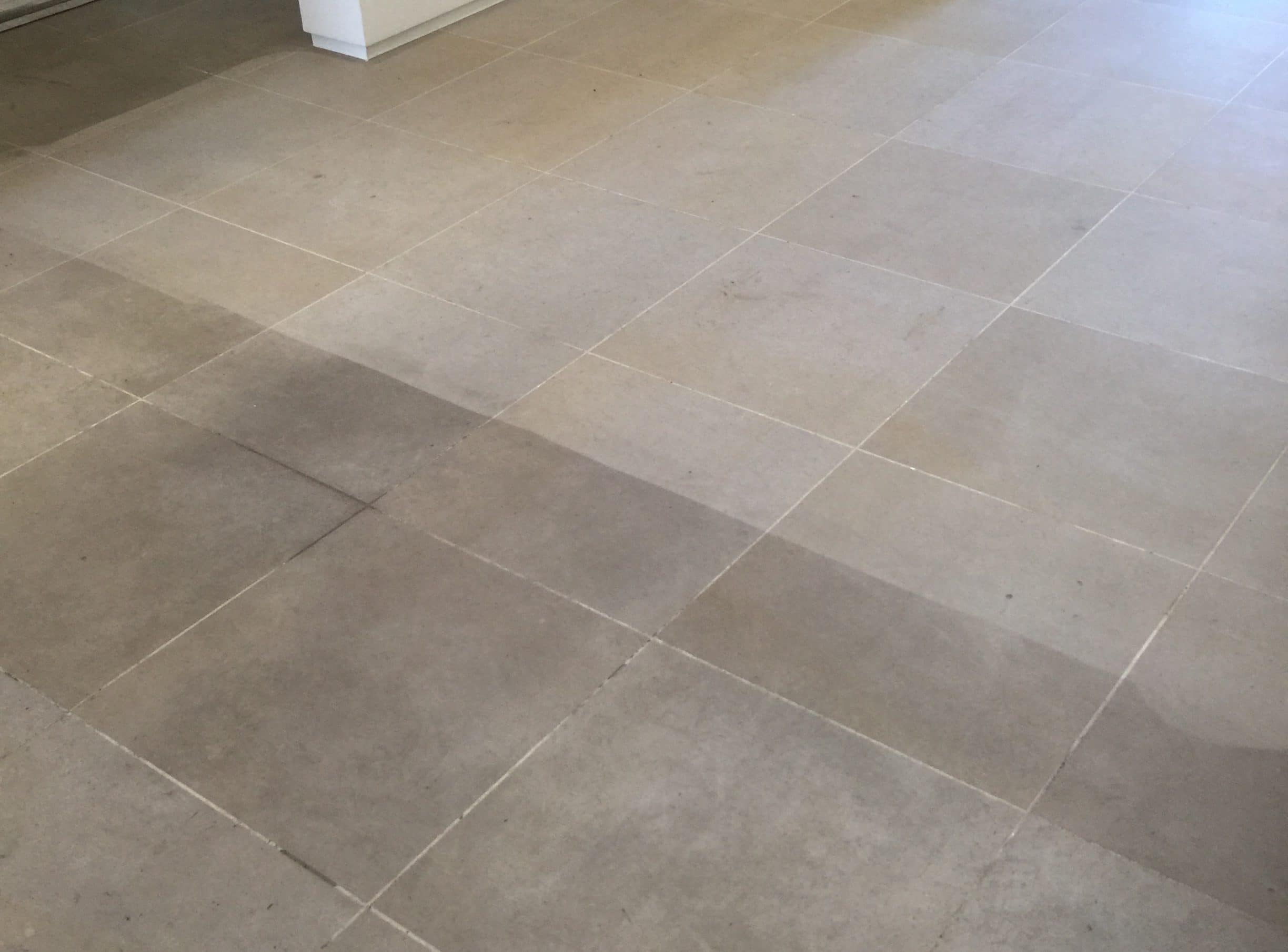 Tile and Grout Cleaning Before and After Dallas, TX