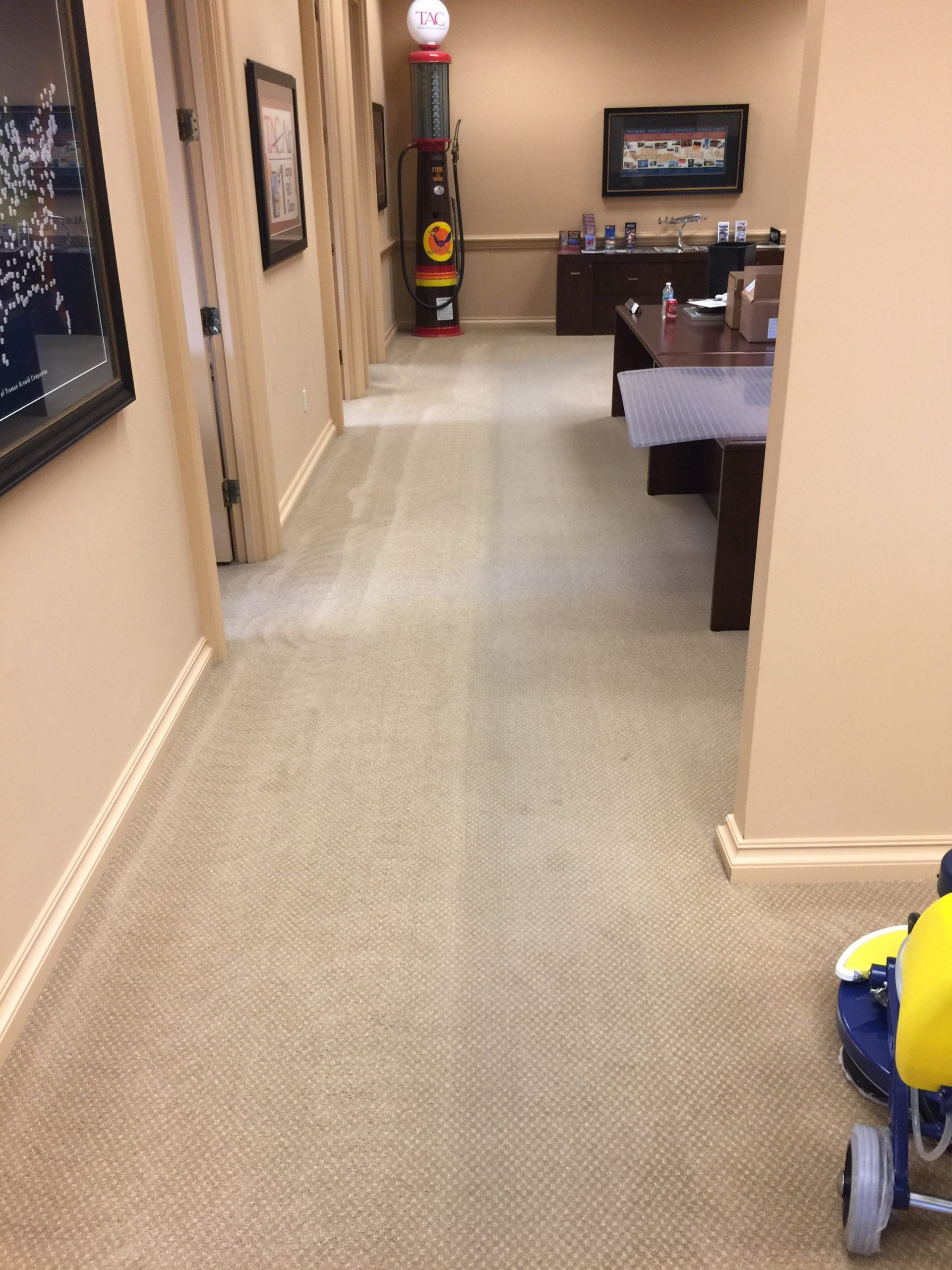 Commercial Carpet Cleaning Dallas, TX