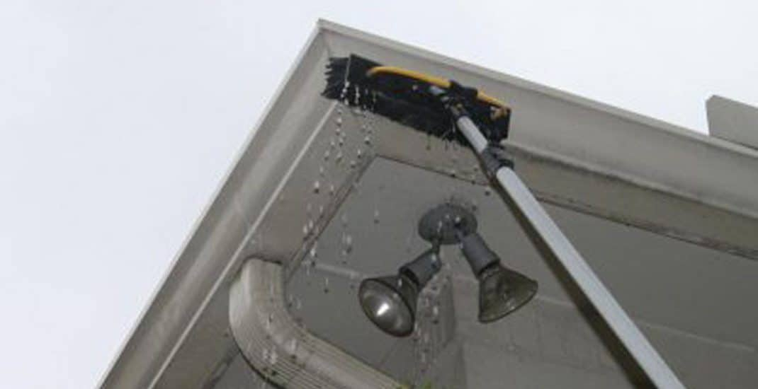 Gutter Face Cleaning Dallas, TX