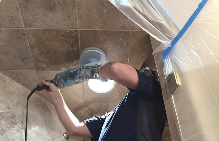 shower restoration Dallas, TX