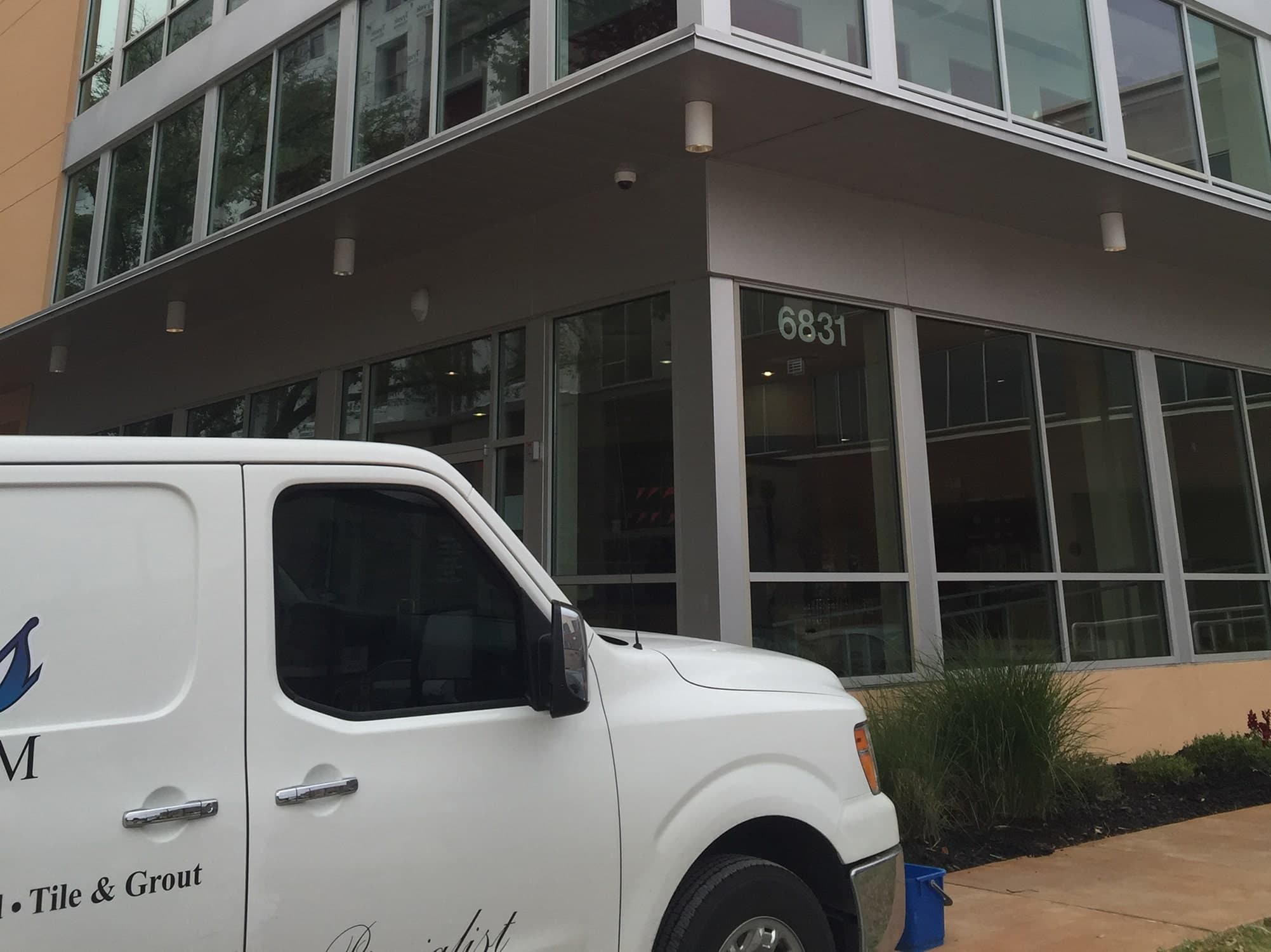 Commercial Window Cleaning Dallas TX