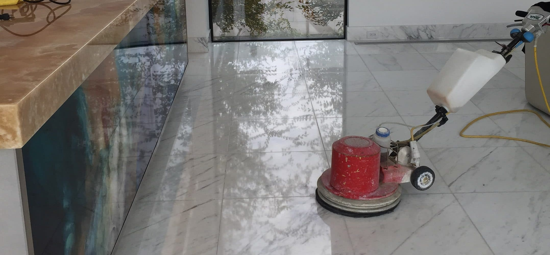 Marble Floor Polishing Dallas, TX