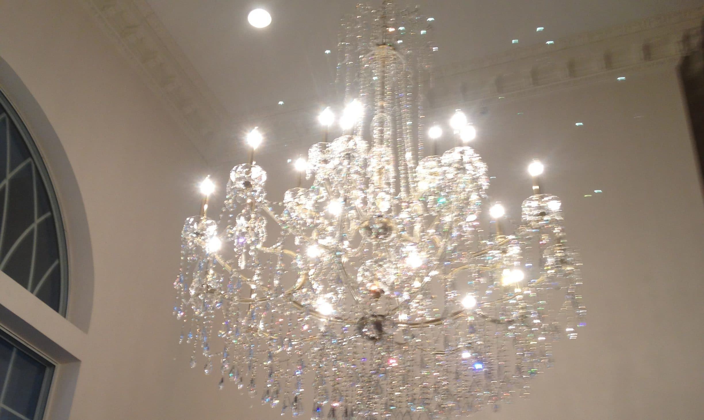 Chandelier Cleaning Dallas, TX