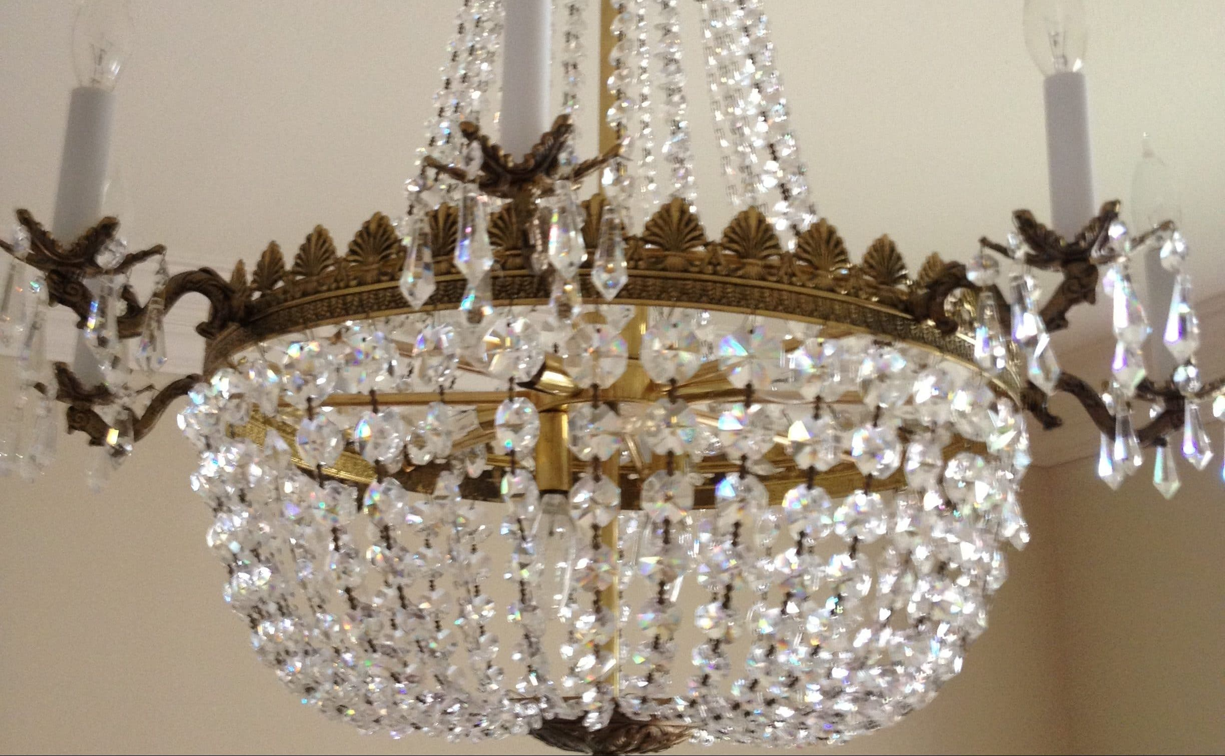 Crystal Chandelier Cleaning Dallas, TX