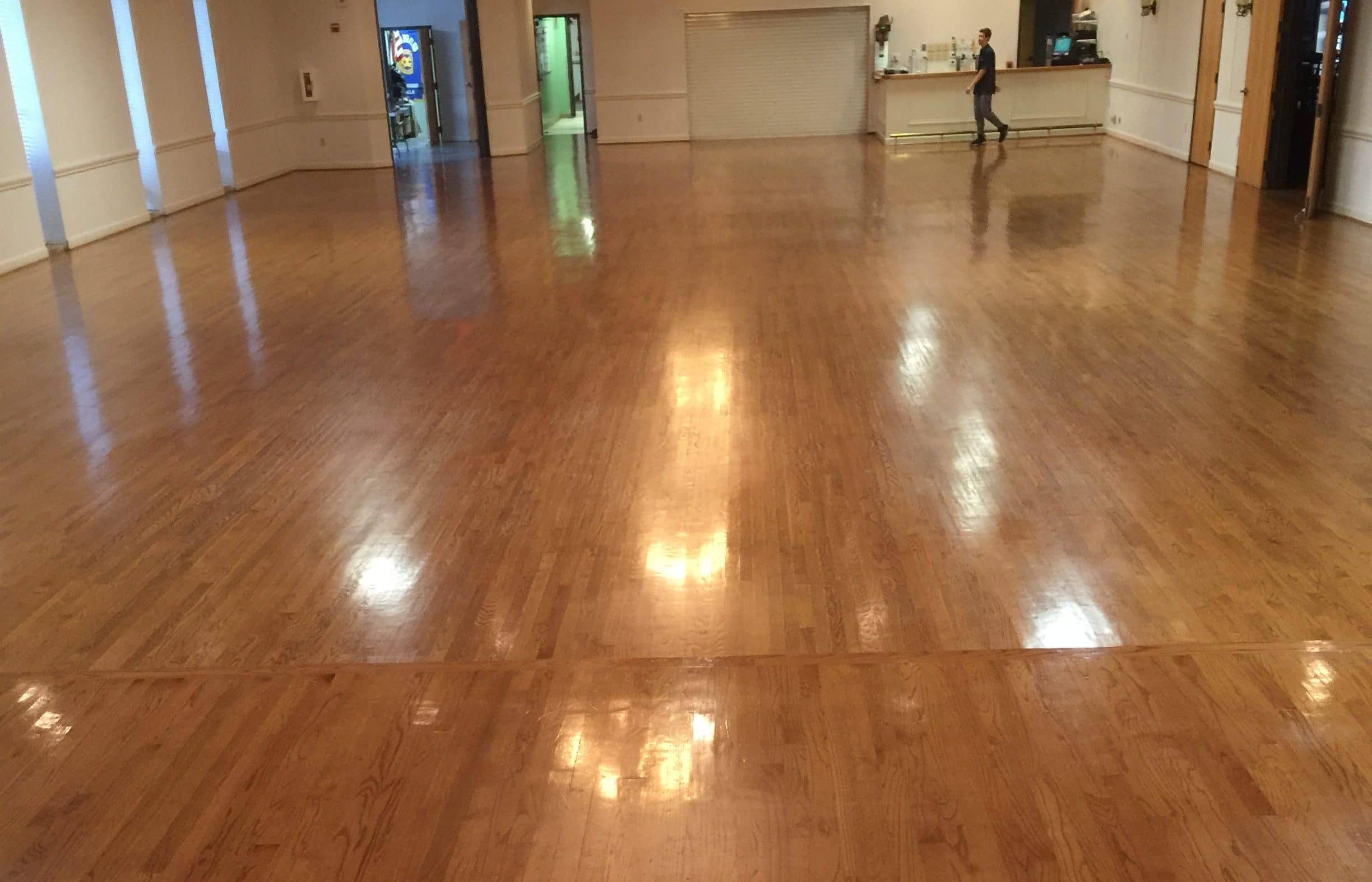 Commercial Hardwood Floor Cleaning Dallas, TX