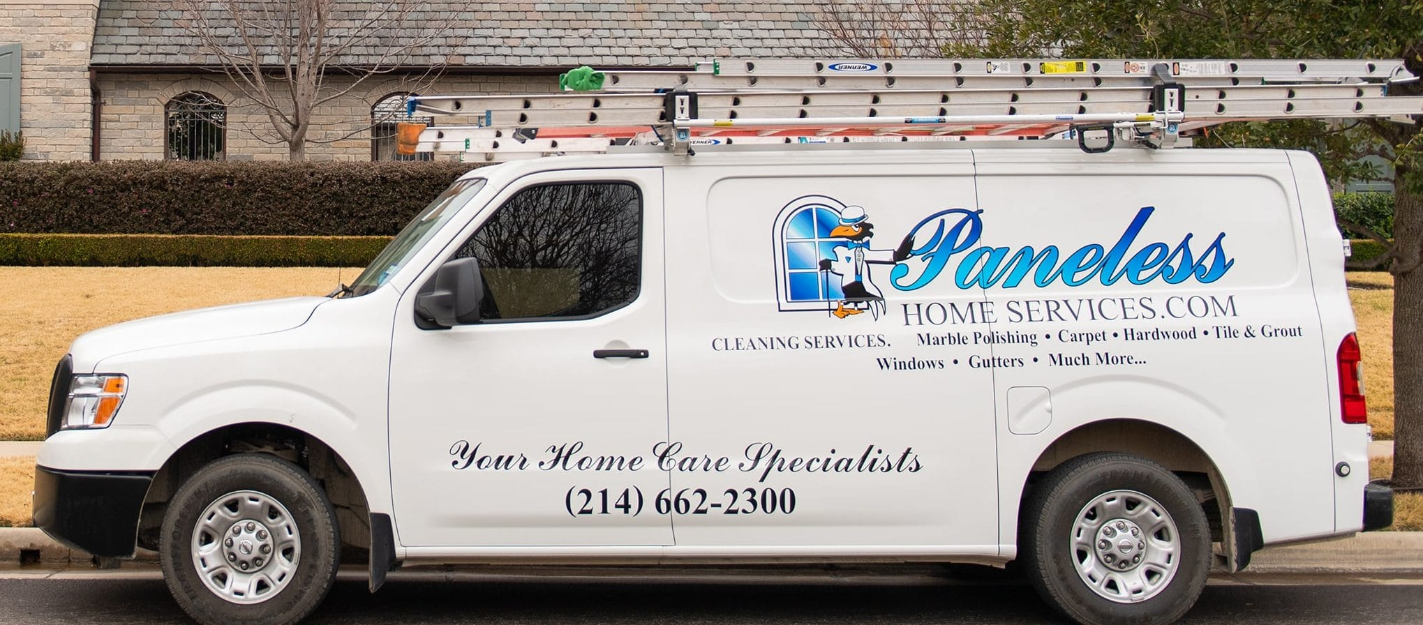 Professional Equipment Window Cleaning Dallas, TX