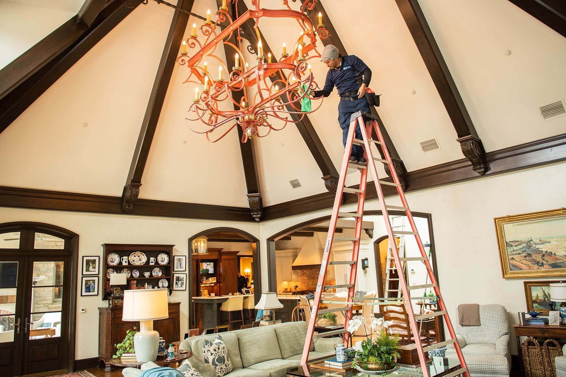 Professional Chandelier Cleaning Dallas, TX