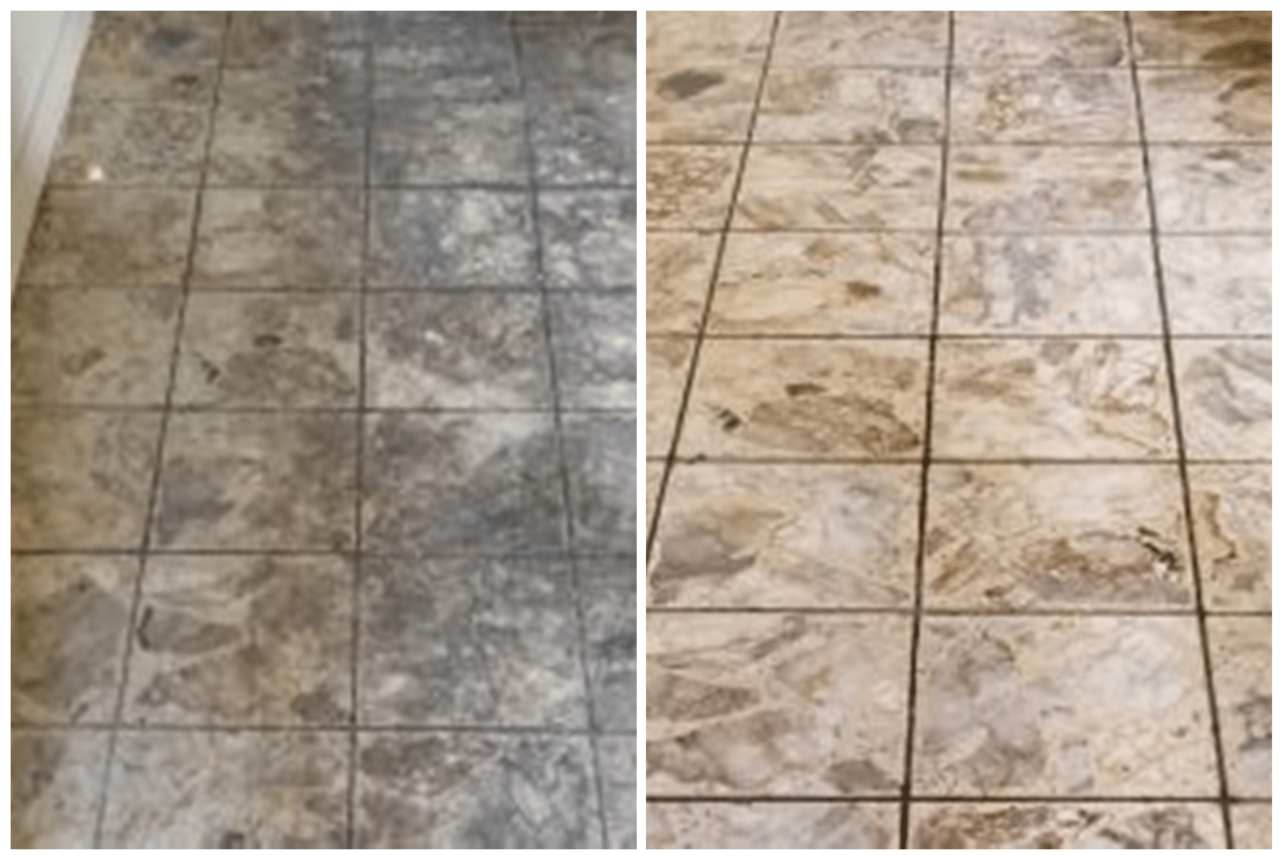 clean tile & grout in Plano TX