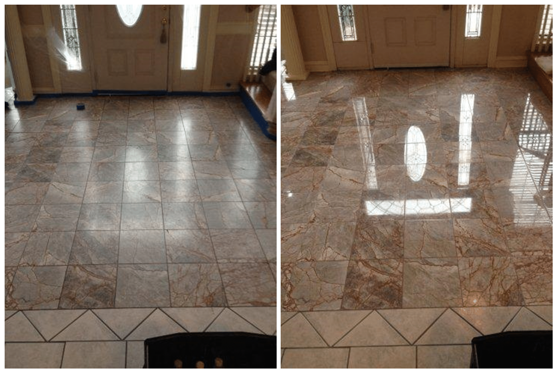 Marble Floor Contractor Dallas, TX