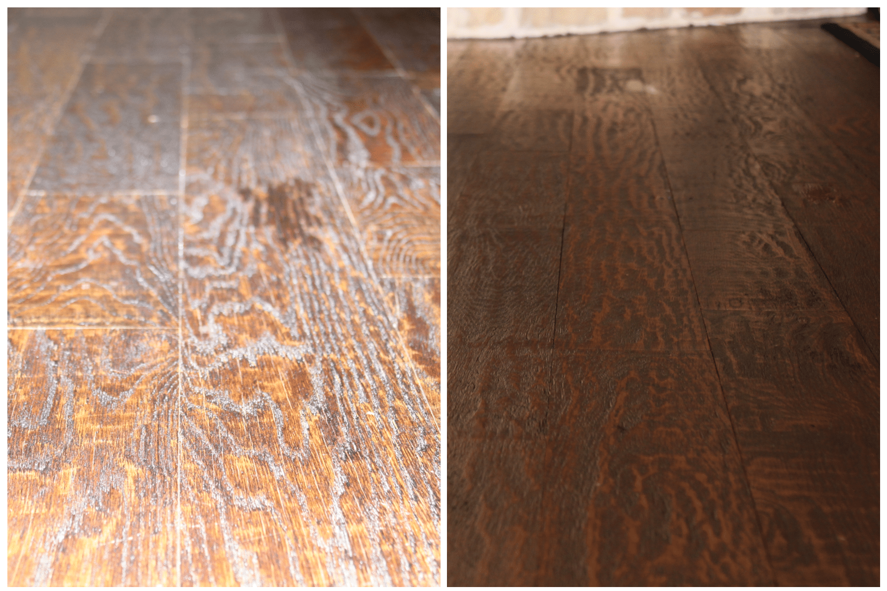 remove ash from hardwood floors Dallas, TX