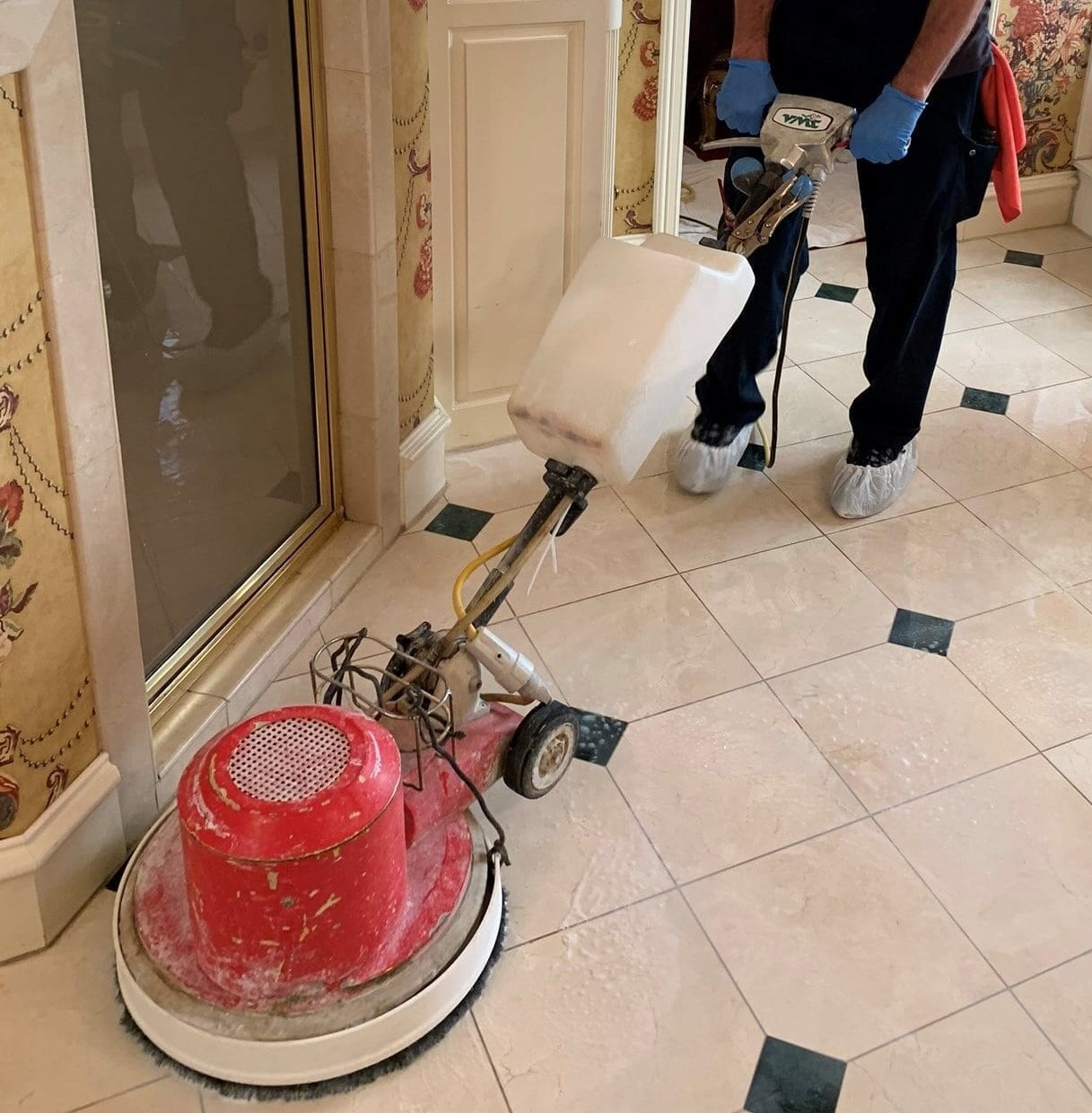 Marble Floor Polishing e1594319897479